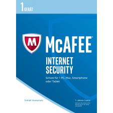 McAfee Internet Security Suite 2017 1PC (1 Year) BKCMIS1YRHUN karbantartó program