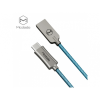 Mcdodo USB kábel USB-C konektorral Apple MacBook - 1.5m - kék-ezüst