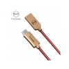 Mcdodo USB kábel USB-C konektorral Apple MacBook - 1.5m - piros-arany