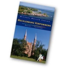 Mecklenburg-Vorpommern Reisebücher - MM 3498 idegen nyelvű könyv