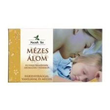 Mecsek mézes álom tea - 20 filter gyógytea