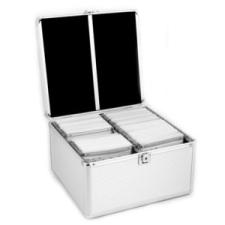 MediaRange CD DVD Alu Box 300 asztali számítógép kellék