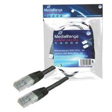 MediaRange Hálózati kábel 10m RJ45 /MRCS120/ kábel és adapter