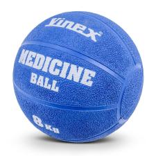 Medicinlabda, 8 kg VINEX POWER RUBBER medicinlabda