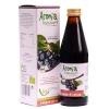 Medicura Fekete berkenye 100 százalékos Bio gyümöcslé  330 ml
