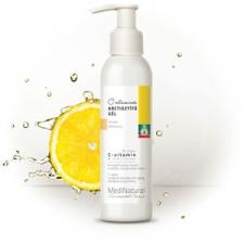 Medinatural c-vitaminos arctisztító gél 150 ml arctisztító