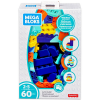 Mega brands Mega Blocks: Építkezzünk! 60 darabos építőkocka készlet