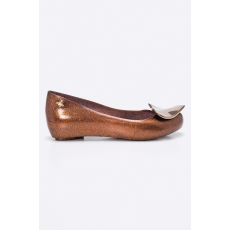 Melissa - Balerina Anglomania by Vivienne Westwood - barna