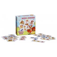 Memo/Domino Winnie the Pooh (737596) társasjáték