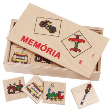 Memória Memória (járműves) készségfejlesztő