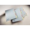 Memoris Elválasztólap karton A4 10 részes 2X5 szín 25db/csom