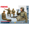 Meng Model - Idf Tank Crew