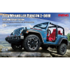Meng Model - Jeep Wrangler Rubicon 2-Door 10th Anniversary Edition