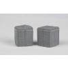 Meng-Modell MENG-Model Defensive Barriers (Resin) makett SPS-032