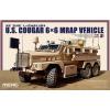 Meng-Modell MENG-Model U.S. Cougar 6x6 MRAP Vehicle katonai jármű makett SS-005