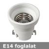 Mentavill E40 kerámia foglalat 230V - ráépíthető