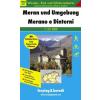 Meran és környéke turistatérkép - f&b WKS 511