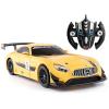 Mercedes-AMG GT3 távirányítós Transformer - sárga