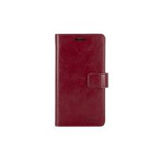 Mercury Goospery Mercury Bluemoon Diary Samsung A510 Galaxy A5 (2016) kinyitható tok bordó tok és táska