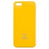 Mercury Goospery Mercury Jelly Apple iPhone 4G/4S hátlapvédő sárga