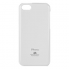 Mercury Goospery Mercury Jelly Apple iPhone 6 Plus hátlapvédő fehér