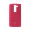 Mercury Goospery Mercury Jelly LG D620 G2 Mini hátlapvédő sötétpink