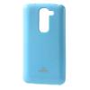 Mercury Goospery Mercury Jelly LG D620 G2 Mini hátlapvédő világoskék