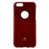 Mercury Goospery Mercury Jelly LG F670 K10 hátlapvédő piros