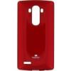Mercury Goospery Mercury Jelly LG H815 G4 hátlapvédő piros