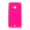Mercury Goospery Mercury Jelly Nokia Lumia 535 hátlapvédő sötétpink