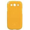 Mercury Goospery Mercury Jelly Samsung G357 Galaxy Ace 4 hátlapvédő sárga