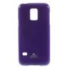 Mercury Goospery Mercury Jelly Samsung G900F Galaxy S5 hátlapvédő lila