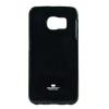 Mercury Goospery Mercury Jelly Samsung G920 Galaxy S6 hátlapvédő fekete