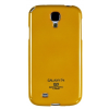 Mercury Goospery Mercury Jelly Samsung I9500 Galaxy S4 hátlapvédő sárga