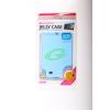 Mercury Goospery Mercury Jelly Samsung I9500 Galaxy S4 hátlapvédő világoskék