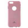 Mercury Goospery Mercury Jelly Samsung J100 Galaxy J1 hátlapvédő pink