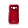 Mercury Goospery Mercury Jelly Samsung J100 Galaxy J1 hátlapvédő piros