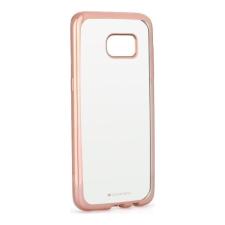 Mercury Goospery Mercury Ring2 Apple iPhone X magasfényű szilikon hátlapvédő rozéarany tok és táska