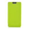 Mercury Goospery Mercury Techno Apple iPhone 5G/5S/5SE oldalra nyitható tok lime