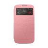 Mercury Goospery Mercury Viva Window Apple iPhone 5 / 5S / SE oldalra nyitható ablakos tok pink