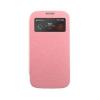 Mercury Goospery Mercury Wow Bumper LG D855 G3 ablakos kinyitható tok pink