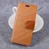 Mercury notesz / mappa tok - VILÁGOSBARNA - oldalra nyíló flip cover, asztali tartó funkció, bankkártya tartó, szilikon belsõ, mágneses záródás - SAMSUNG SM-G950 Galaxy S8 - GYÁRI