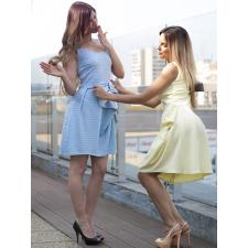 Meringue fashion AKCIÓ masnis pötyös nõi ruha női ruha
