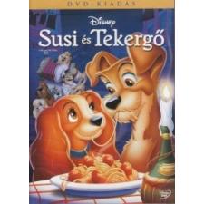 MESEFILM - Suzi És Tekergő DVD gyermekfilm