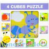 Mesekocka park 4 puzzle