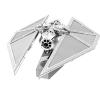 Metal Earth Zsivány 1-es Tie Striker űrrepülő