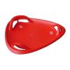 Meteor 60 szánkó tányér piros