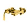 Mexen Estrella kádtöltő csaptelep - arany (72230-50)