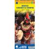 Mexikó: Oaxaca & Chiapas térkép - ITM