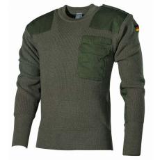 MFH Bundeswehr pulóver oliva